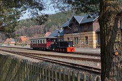"""Bahnhof """"Kurort Oybin"""" (2)"""