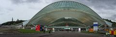 Bahnhof Liège-Guillemins Panorama