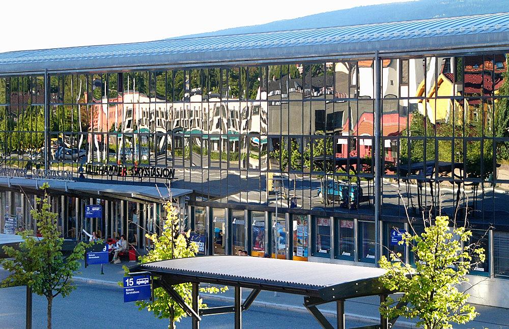 Bahnhof Lillehammer