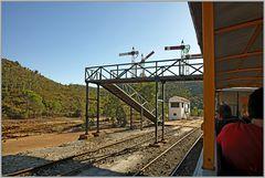 "Bahnhof ""Los Frailes"""