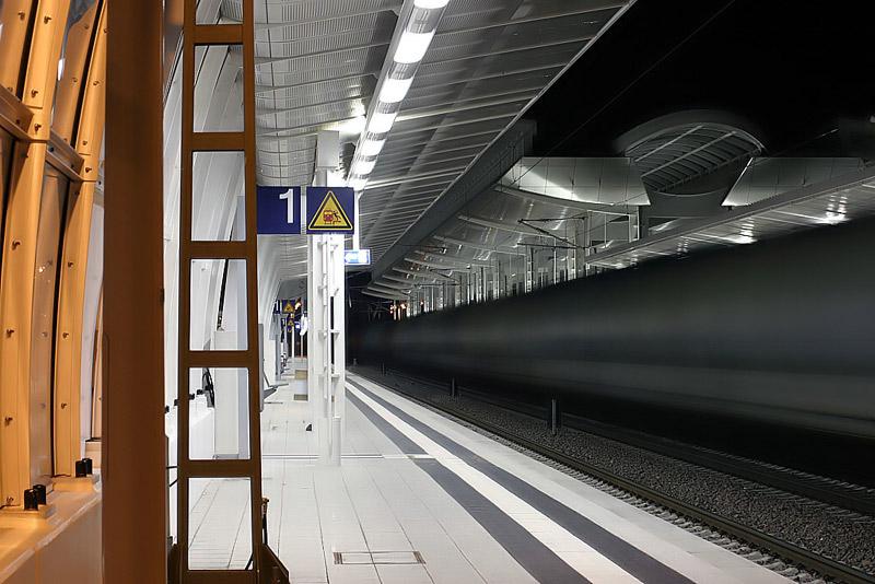 Bahnhof LU