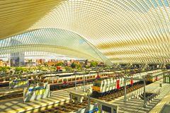 Bahnhof Lüttich-Guillemins # KDL 8888