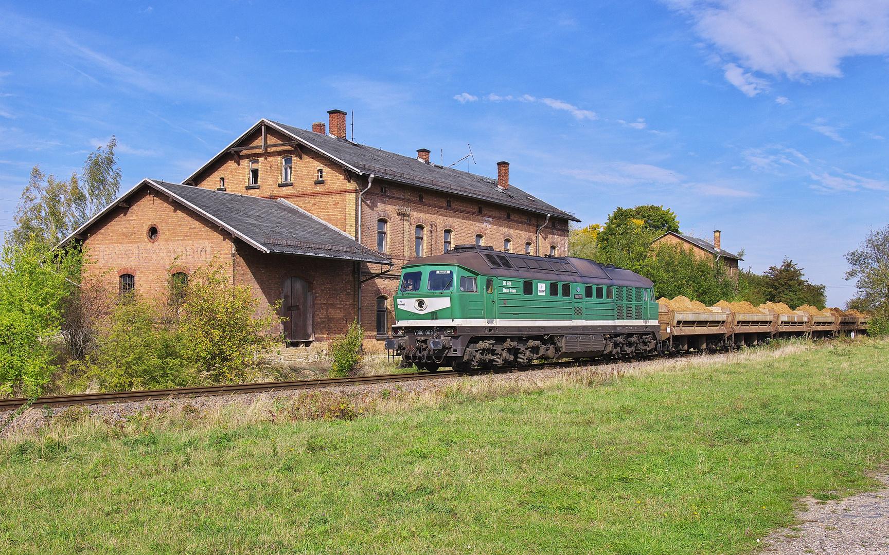 Bahnhof Lumpzig