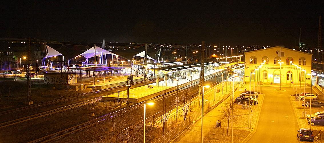Bahnhof Lutherstadt Wittenberg