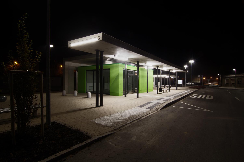Bahnhof Meerane