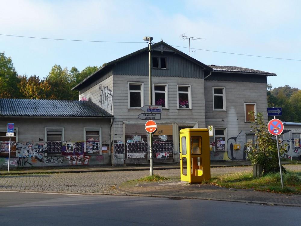 Bahnhof Menden im Sauerland