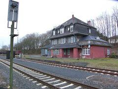 Bahnhof Meudt