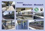 Bahnhof München - Moosach