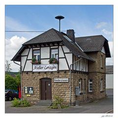 Bahnhof Niederzissen...