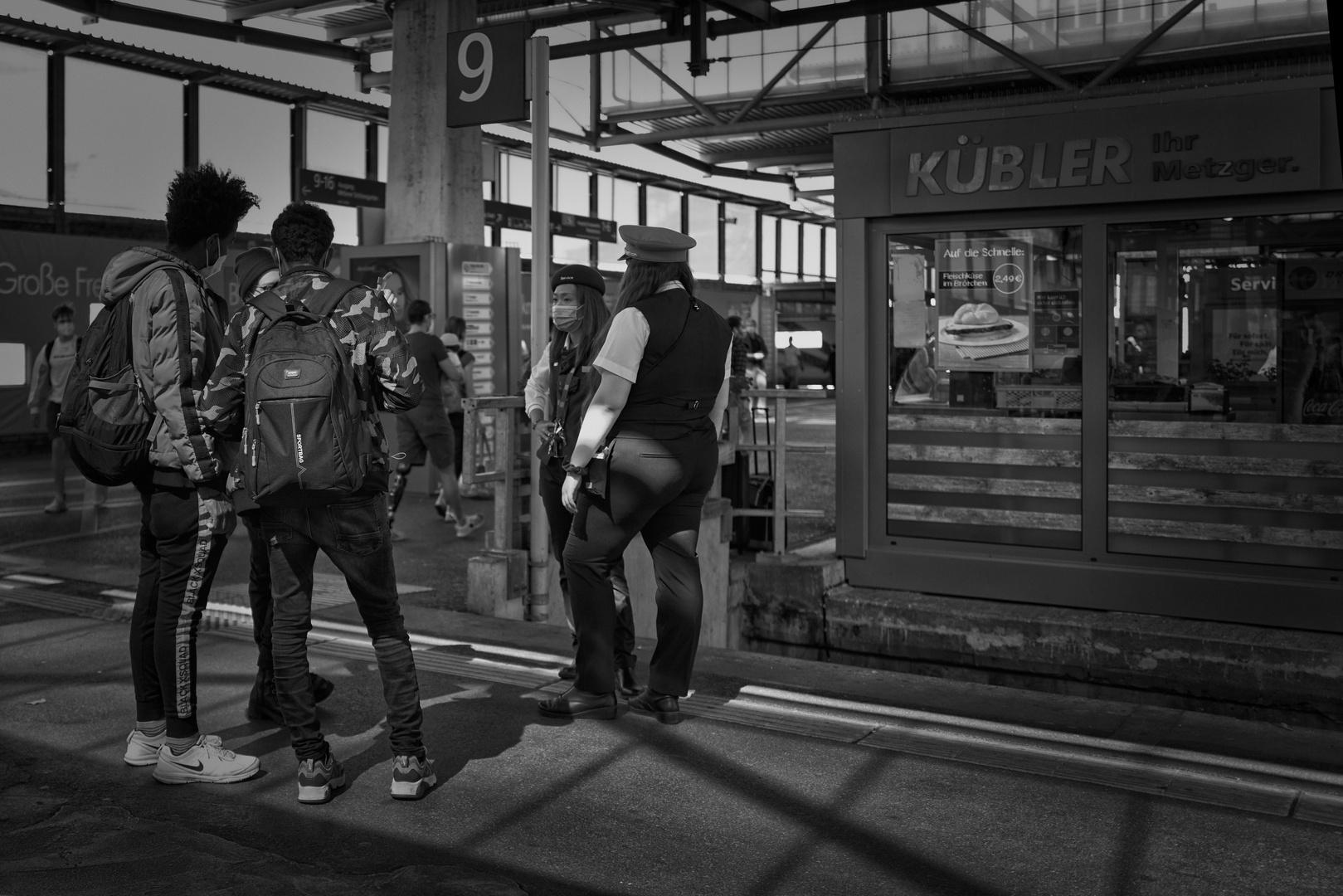 Bahnhof no.6