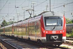 Bahnhof Nördlingen ET 440