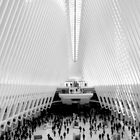 Bahnhof Oculus, New York City, USA