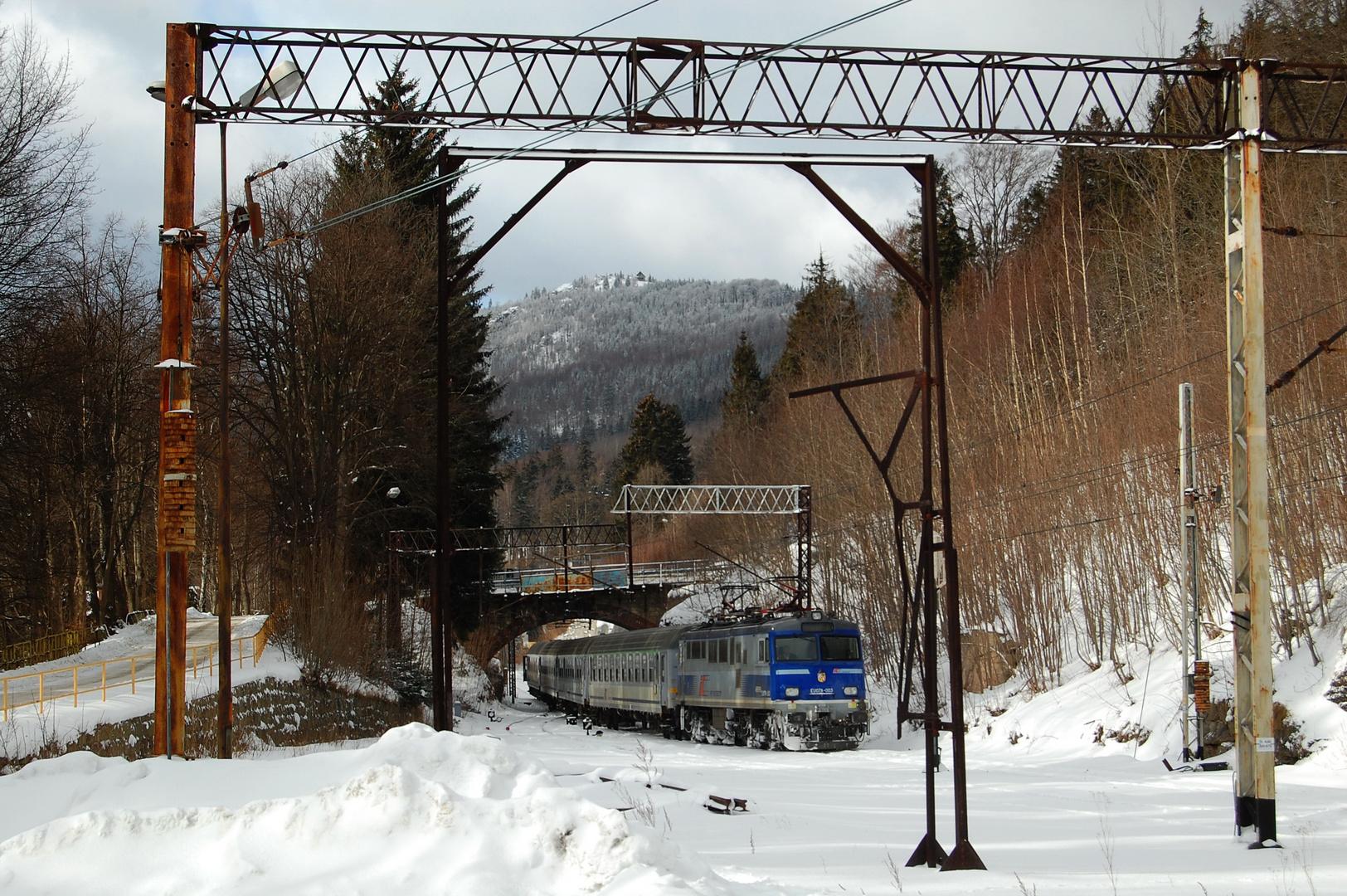 Bahnhof O.Schreiberhau