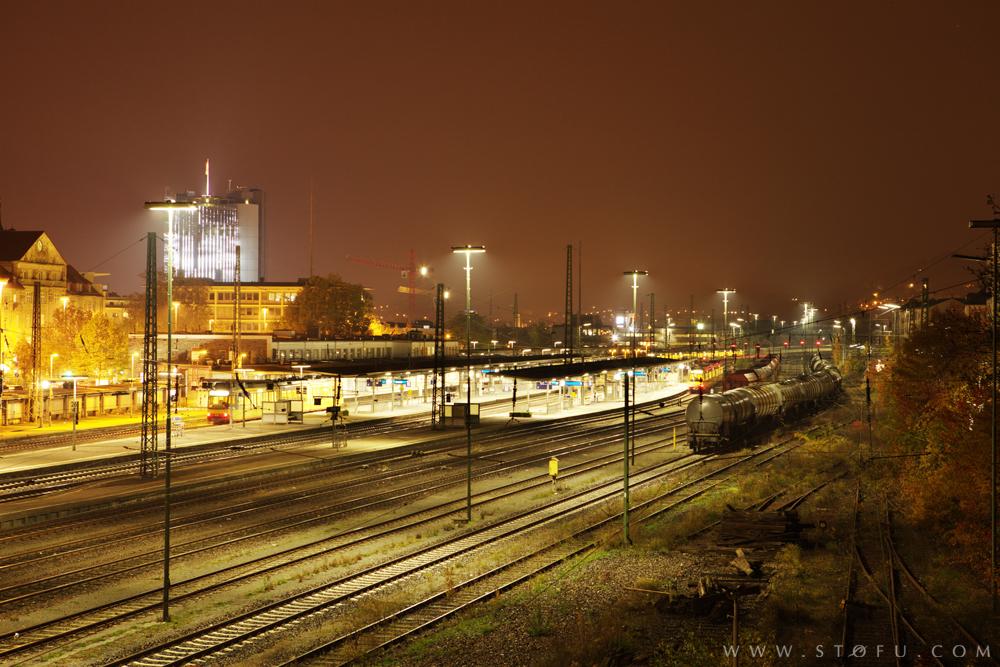 Pforzheim Bahnhof
