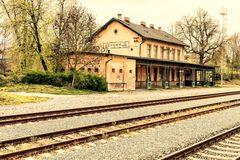 Bahnhof Reporyje