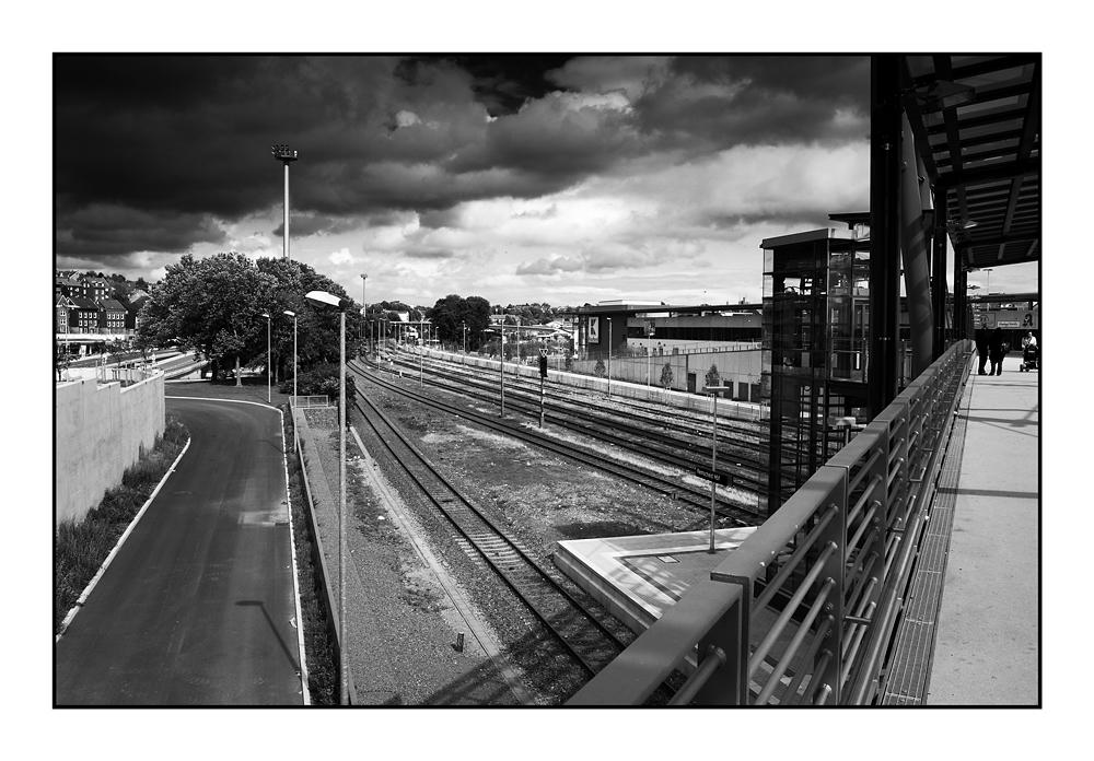 Bahnhof RS