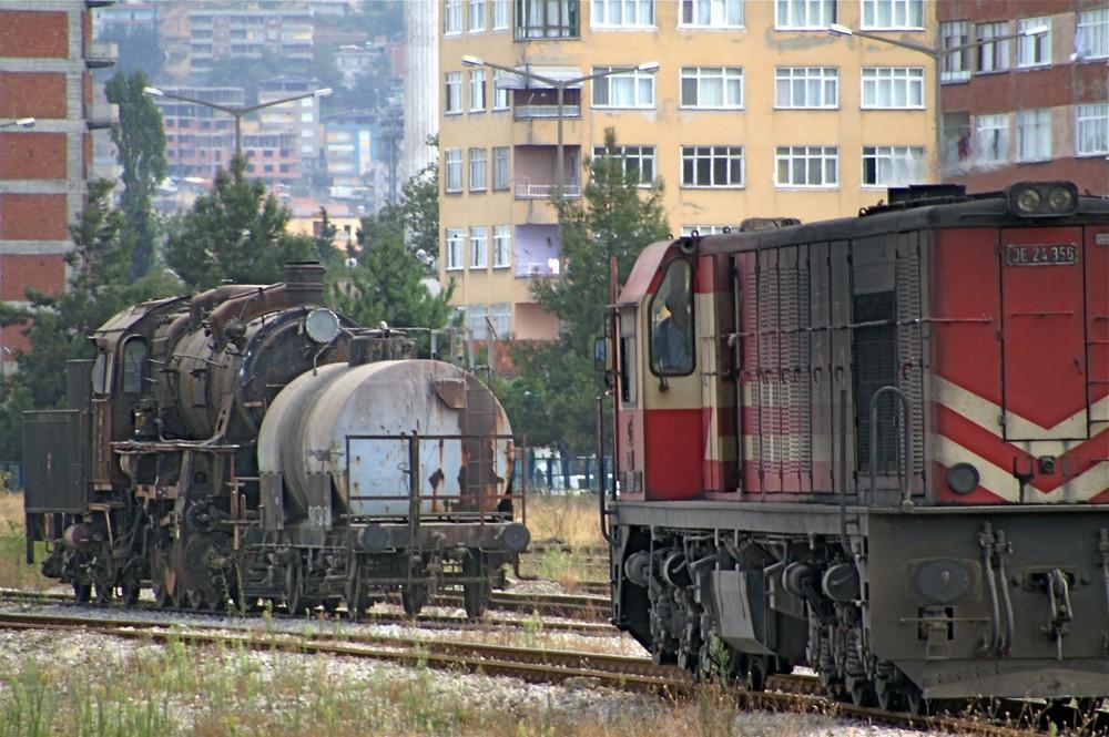 Bahnhof Samsun