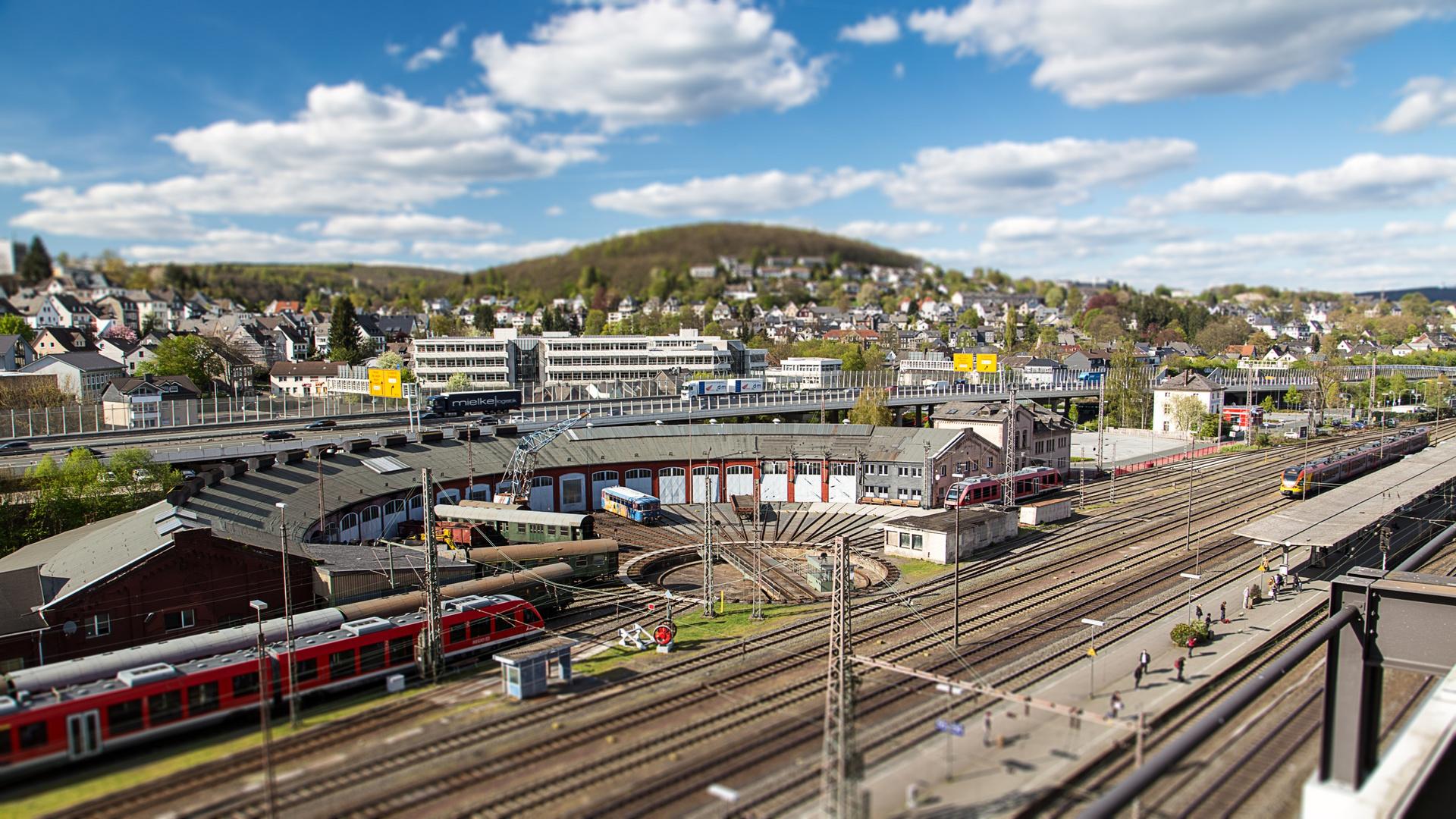 Bahnhof Siegen