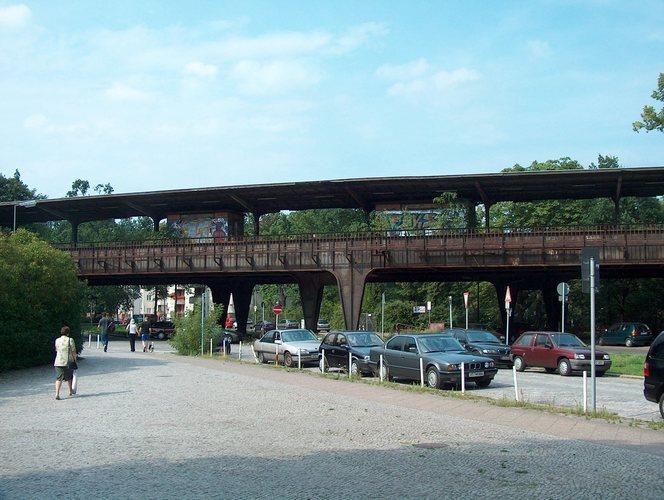 Bahnhof Siemensstadt