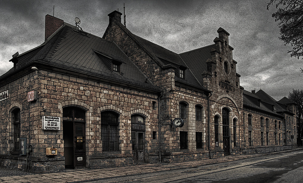 Bahnhof Silent Hill