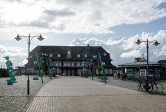 Bahnhof Westerland /Sylt