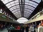 Bahnhofgewölbe- Antwerpen