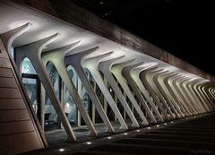 Bahnhofs Kolonaden
