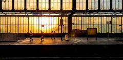 Bahnhofs-'Romantik