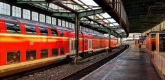 Bahnhofs-'Romantik'