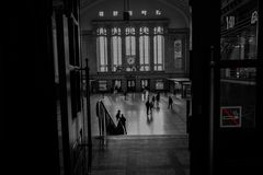 Bahnhofsgeflüster...