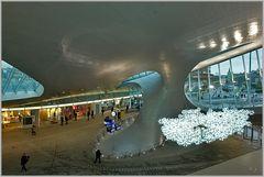 Bahnhofshalle 'Arnhem Centraal'