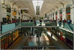 Bahnhofshalle Paris St.-Lazare