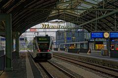 Bahnhofshallen in Sankt Gallen