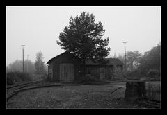 - Bahnhofshaus -