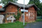 Bahnhofsromantik...in Hohenwulsch...;o)))