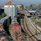 Bahnhofsüberblick