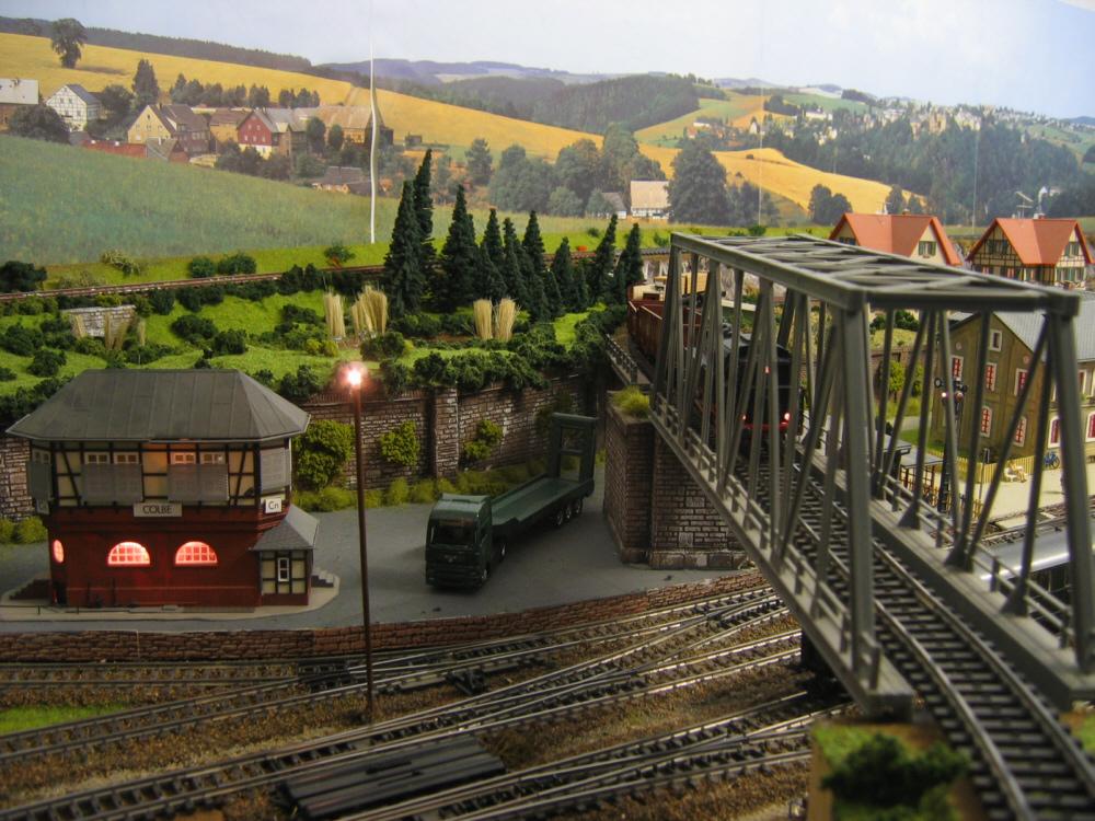 Bahnhofsüberquerung