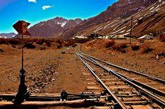 Bahnlinie (Anden)
