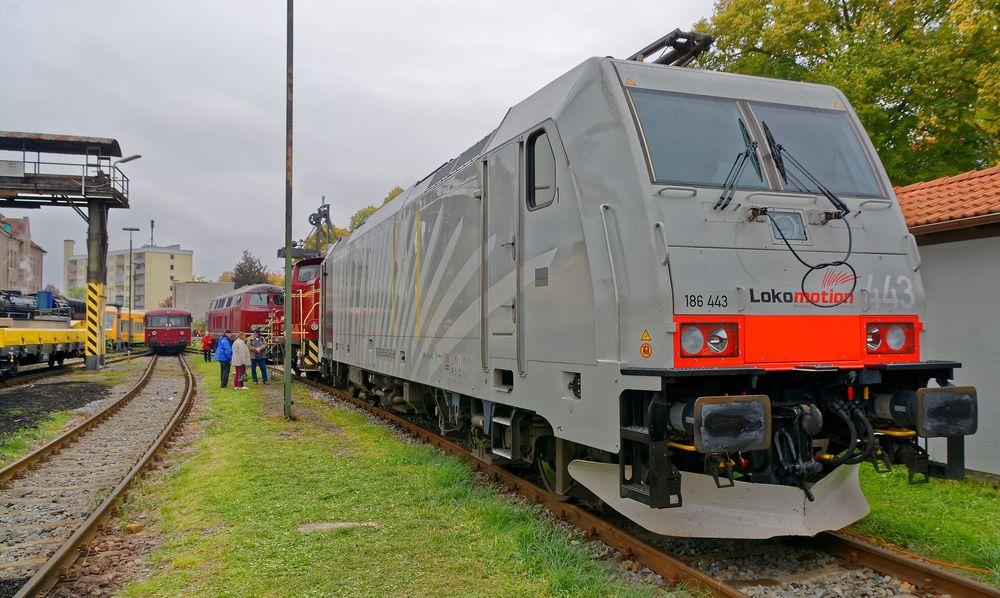 Bahnpark Augsburg - 35