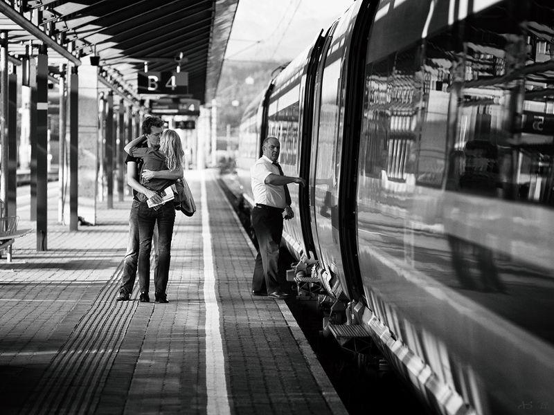 Bahnsteig 4