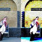 Bahnsteig 9 3/4 :)