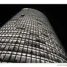 Bahntower @ night