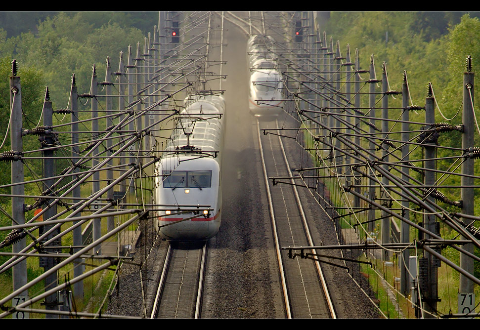 Bahnwelt