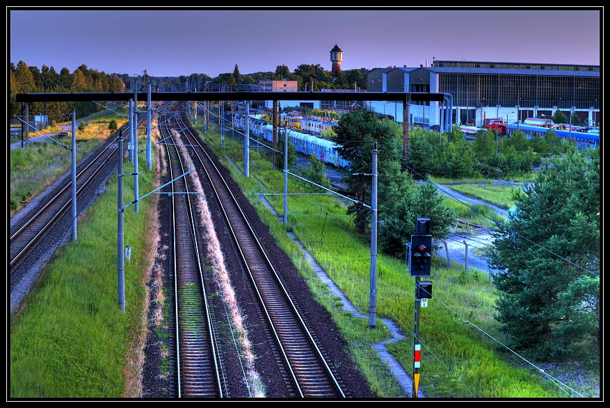 Bahnwerk-Neustrelitz
