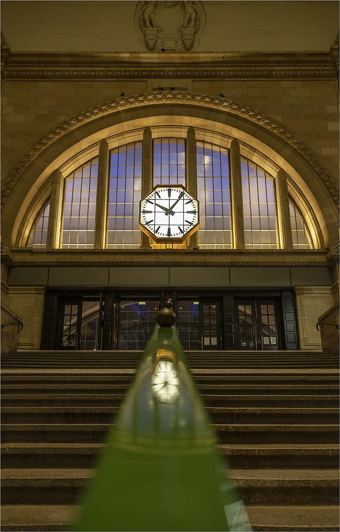 ... Bahnzeit ist Reisezeit ist Lebenszeit ... (II)