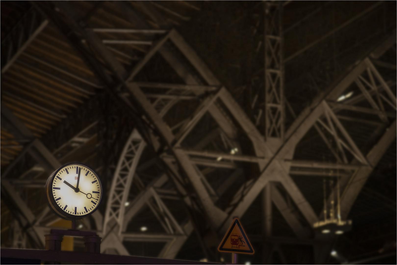... Bahnzeit ist Reisezeit ist Lebenszeit (III) ...