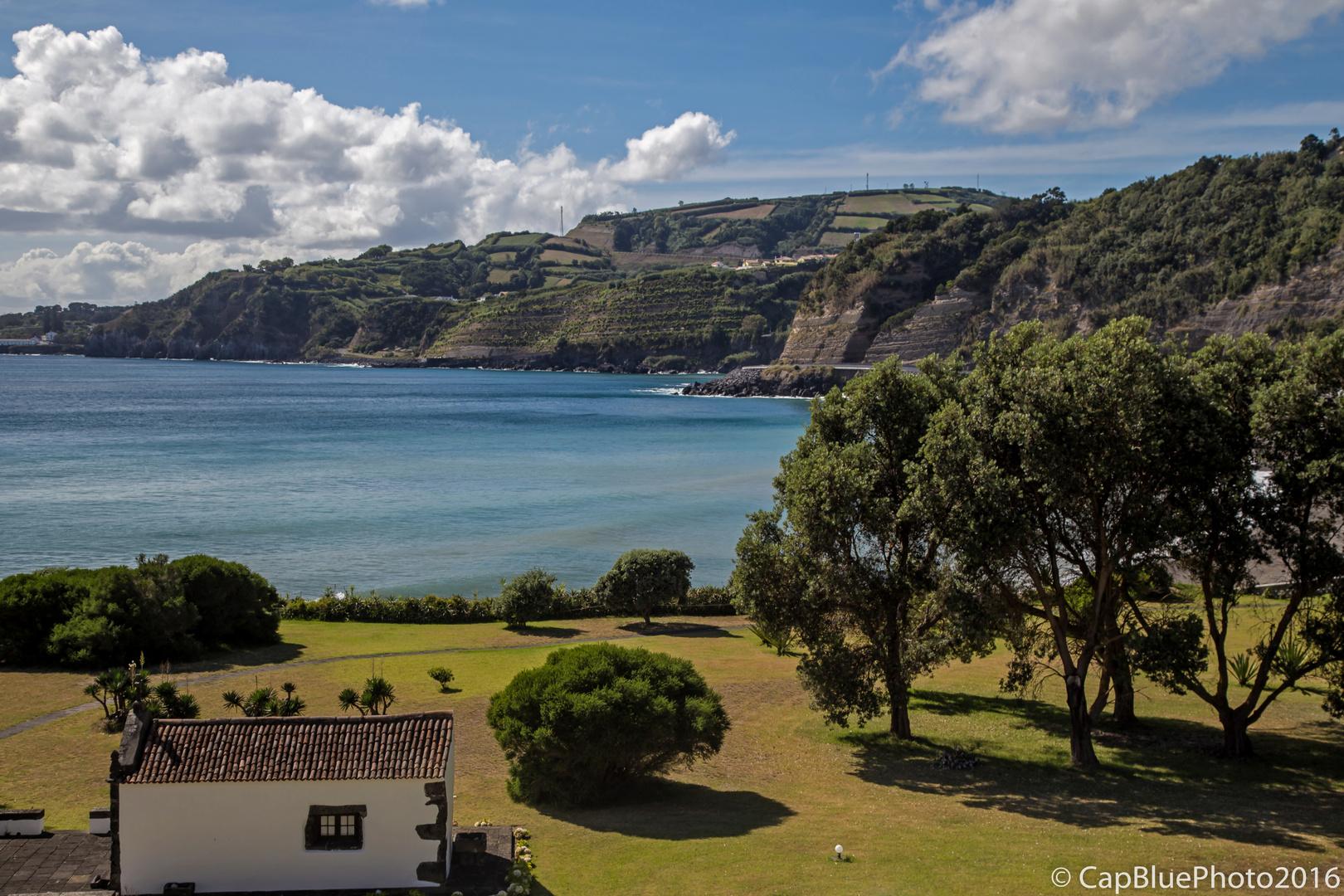 Baia Praia bei Aqua ´Alto (Vila Franca do Campo)