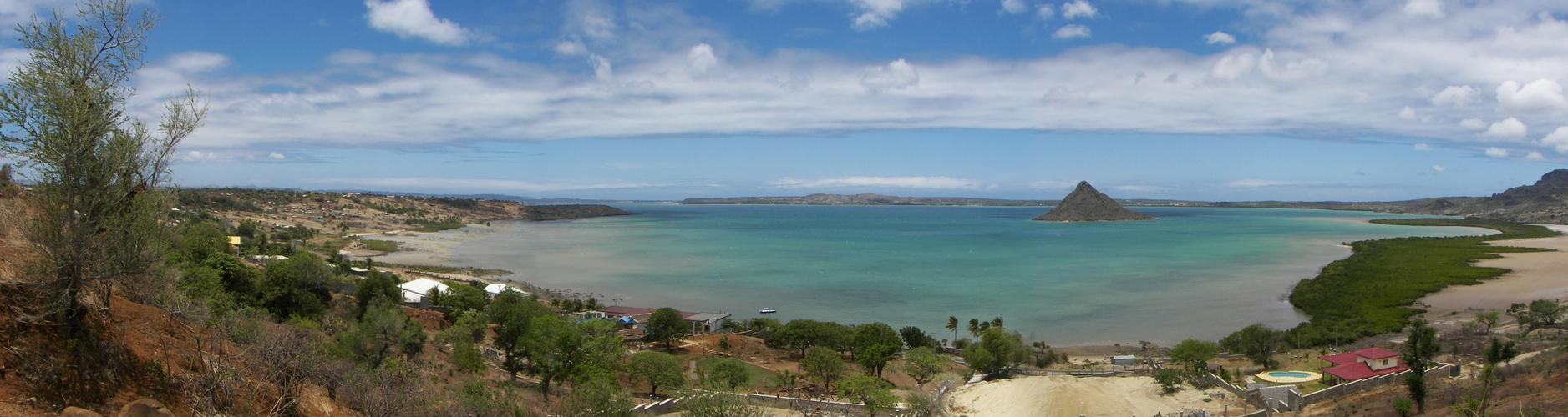 baie d'Antsiranana a Madagascar