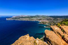Baie de Cassis, Provence, Frankreich