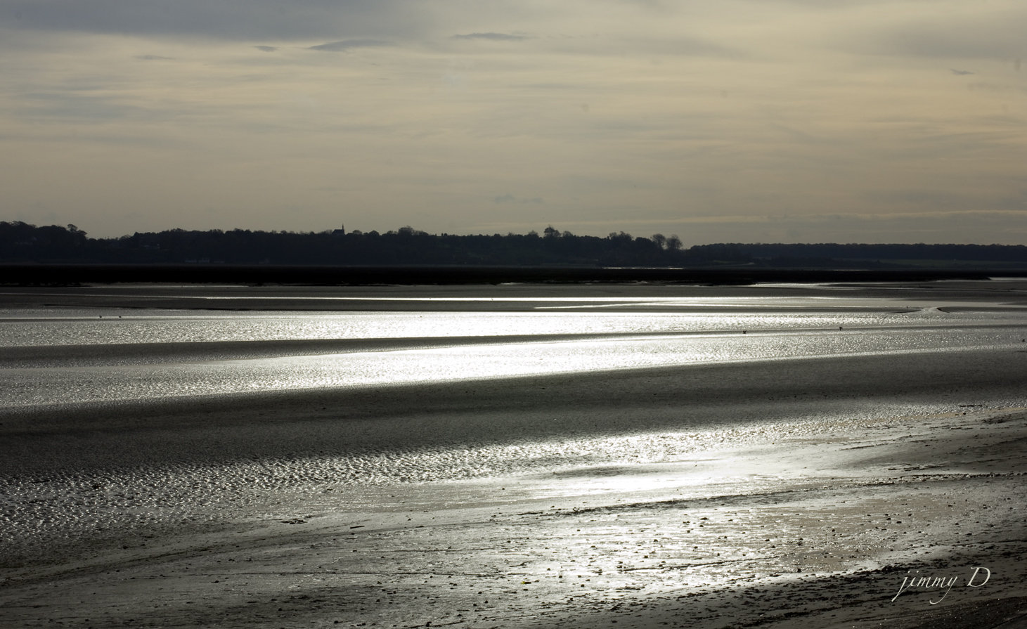 Baie de Somme - Le Crotoy - France